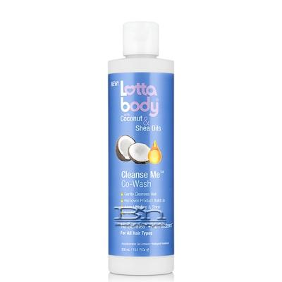 LottaBody Coconut & Shea Oils Cleanse Me Co-Wash 10.1oz