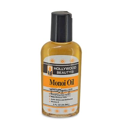 Hollywood Beauty Monoi Oil 2oz