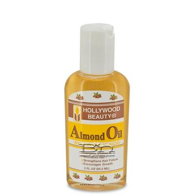 Hollywood Beauty Almond Oil 2oz