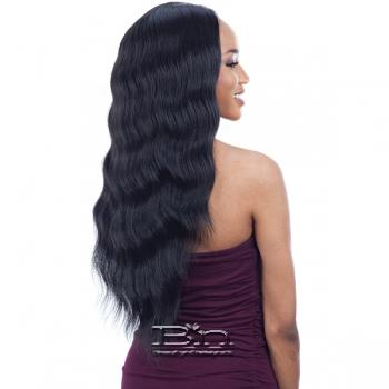 Model Model Synthetic Hair Elite Whole Lace Wig - EL 002