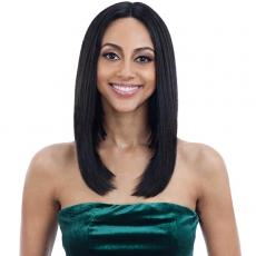 Model Model Synthetic Freedom Part Lace Wig - NUMBER 205