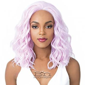 It's A Wig Synthetic Hair Wet N Wavy Lace Front Wig - SIMPLY LACE MISSISSIPPI