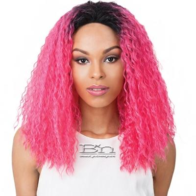 It's A Wig Synthetic Hair Wet N Wavy Lace Front Wig - SIMPLY LACE MISSOURI