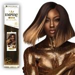 Sensationnel 100% Remi Human Hair Weaving - EMPIRE GOLD YAKI 10