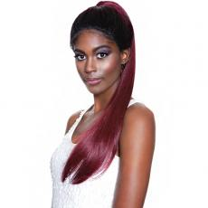 Isis Red Carpet Synthetic Hair High Pony Lace Front Wig - RCHP01 ARIANA 24
