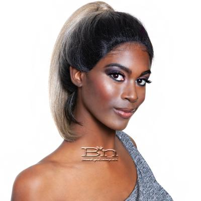 Isis Red Carpet Synthetic Hair High Pony Lace Front Wig - RCHP02 ARIANA 18