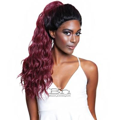 Isis Red Carpet Synthetic Hair High Pony Lace Front Wig - RCHP03 RITA 24