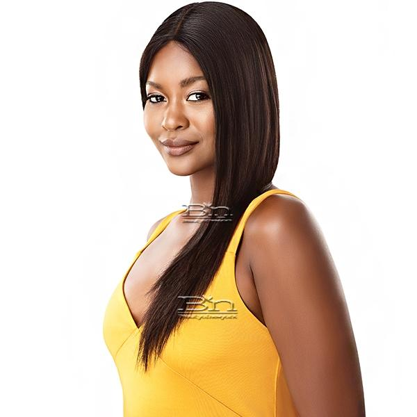 Outre The Daily Wig 100% Human Hair Wig - STRAIGHT V CUT 22