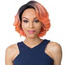 It's A Lace Front Wig - SWISS LACE ISSAC