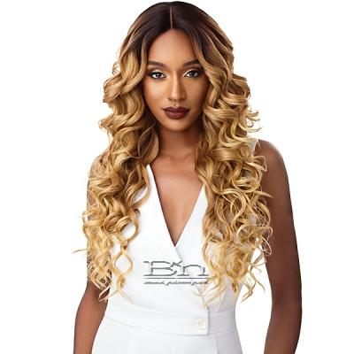 Outre &Play Human Hair Optimix Lace Front Wig - JERICKA