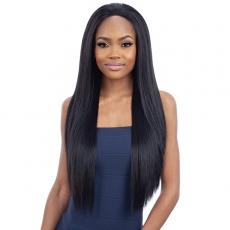 Mayde Beauty Synthetic Hair X-Tra Deep Lace Frontal Wig - X01