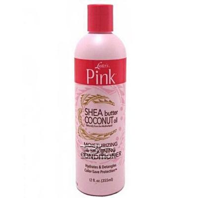 Luster's Pink Shea Butter Coconut Oil Moisturizing and Silkening Conditioner 12oz