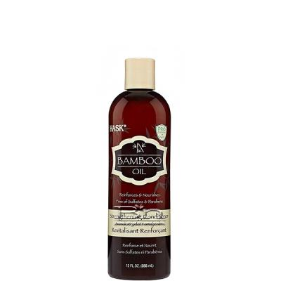 Hask Bamboo Oil Strengthening Conditioner 12oz