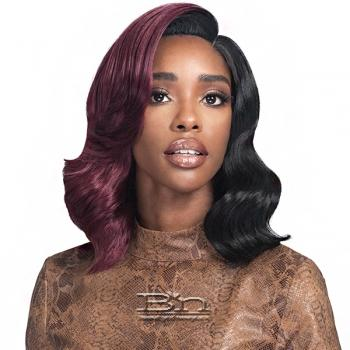 Bobbi Boss Synthetic 5 inch Deep Part Lace Front Wig - MLF383 PERLA
