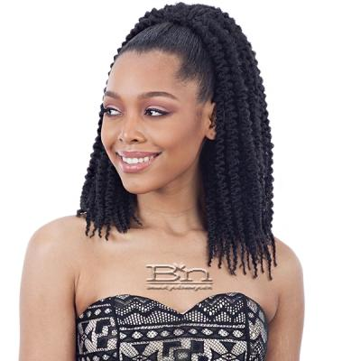 Mayde Beauty Synthetic Drawstring Ponytail - JAMAICAN DOLL