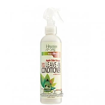 Hawaiian Silky Apple Cider Vinegar Leave-In Conditioner 8oz