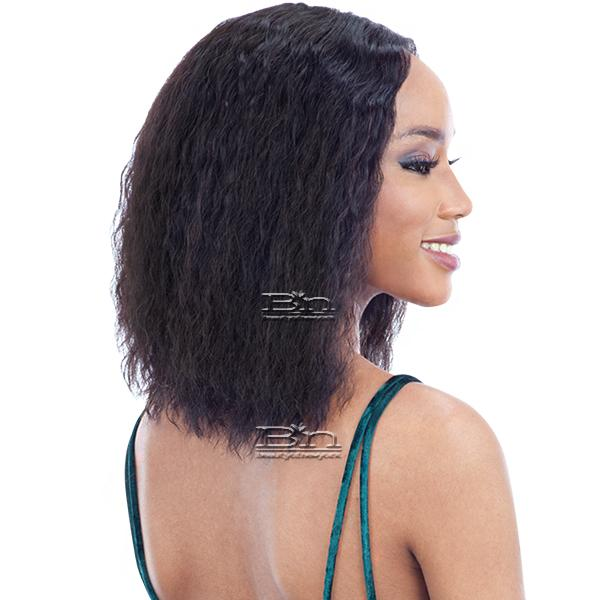 Naked 100% Unprocessed Brazilian Hair Lace Front Wig - ISABELLE