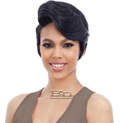 Freetress Equal Human Hair Blend Lace Side Wig - IC 002