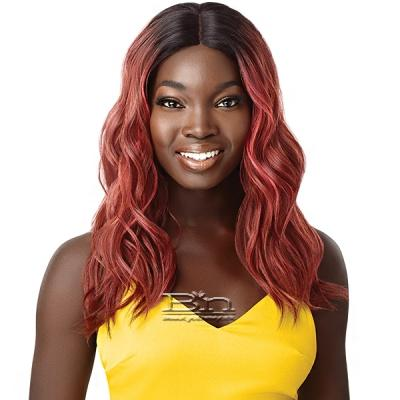 Outre The Daily Wig Synthetic Hair Lace Part Wig - FAYME
