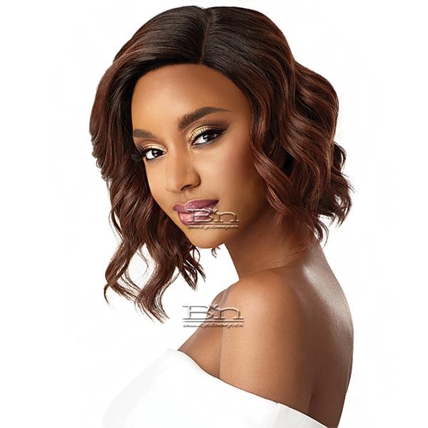 Outre Synthetic L-Part Swiss Lace Front Wig - TINASHE