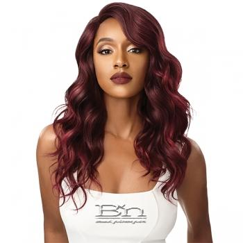 Outre Synthetic L-Part Swiss Lace Front Wig - AMIYAH