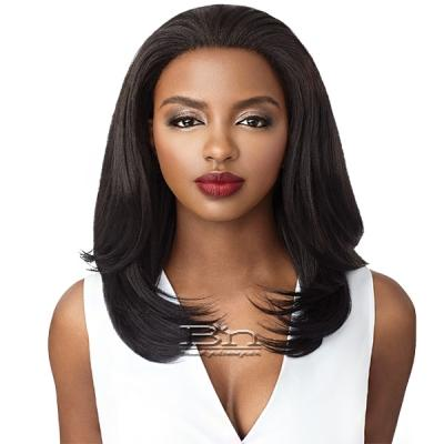 Outre Synthetic Half Wig Quick Weave - MACY