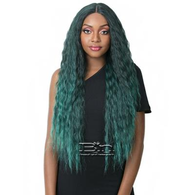 It's A Lace Front Wig - SWISS LACE CASCADE