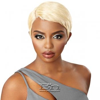 Outre 100% Human Hair Premium Duby Diamond Lace Front Wig - SOFT PIXIE