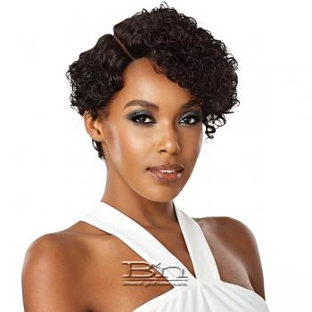 Outre 100% Human Hair Premium Duby Diamond Lace Front Wig - RINGLET CURL