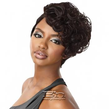 Outre 100% Human Hair Premium Duby Diamond Lace Front Wig - SPIRAL CURL