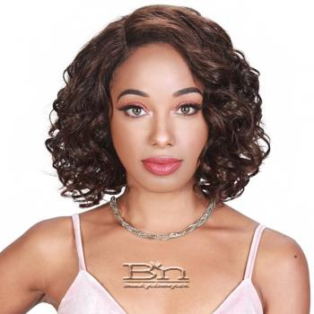Zury Sis Sassy Synthetic Hair Wig - SASSY HM H NELLY (6 inch half moon part)