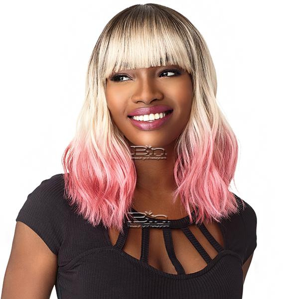 Sensationnel Synthetic Wig Instant Fashion Wig - KAI