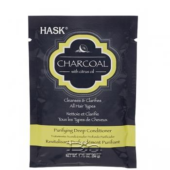HASK Charcoal with Citrus Oil Purifying Deep Conditioner 1.75oz