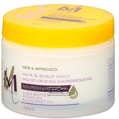Motions Hair & Scalp Daily Moisturizing Hairdressing 6oz