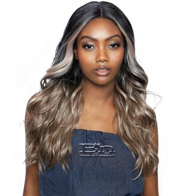 Isis Red Carpet Synthetic Hair Lace Front Wig - RCP7025 BREELYN
