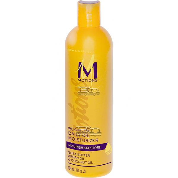 Motions Weightless Daily Oil Moisturizer 12oz
