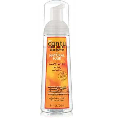 Cantu Wave Whip Curling Mousse 8.4oz