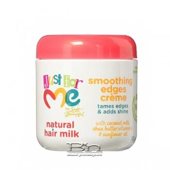 Just For Me Natural Hair Milk Smoothing Edges Creme 4oz