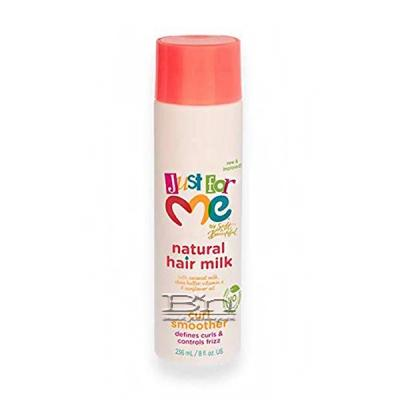 Just For Me Natural Hair Milk Curl Smoother 8oz
