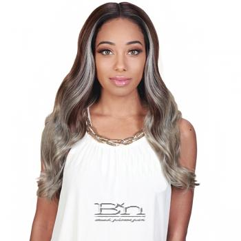 Zury Sis Royal Swiss Lace Synthetic Hair Lace Front Wig - LACE H LADY