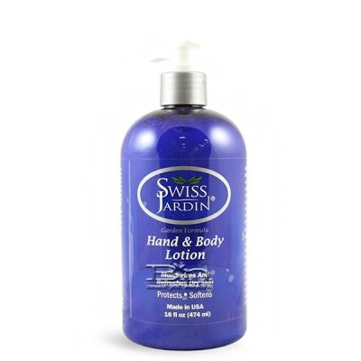 Swiss Jardin Hand & Body Lotion 16oz