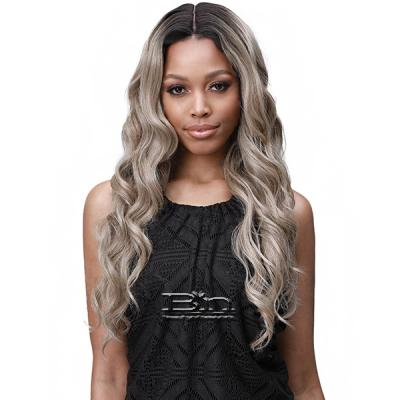 Bobbi Boss Human Hair Blend Lace Front Wig - MBLF230 SANA