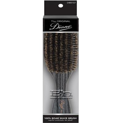 Diane #DBB107 100% Boar Wave Brush