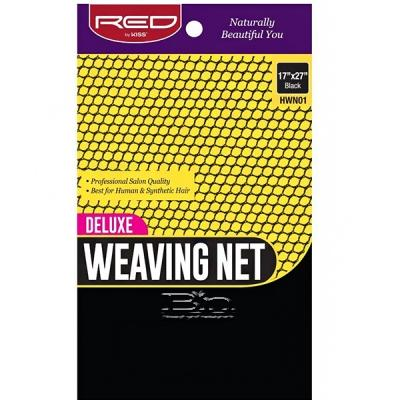 Red by Kiss HWN01 Deluxe Weaving Net - 17