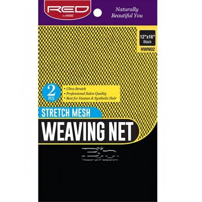 Red by Kiss HWN02 Stretch Mesh Weaving Net 2pcs - 12