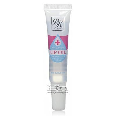 Ruby Kisses by Kiss RL001 Hydrating Lip Oil Treatment 0.33oz - Clear