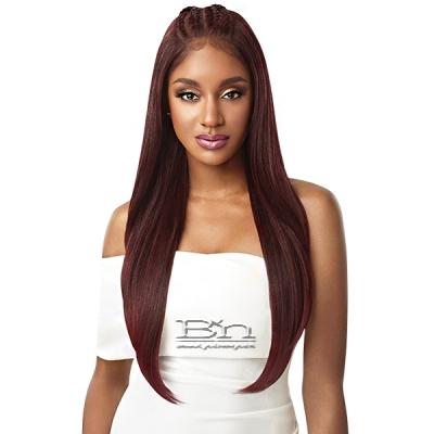 Outre Perfect Hairline Synthetic Lace Wig - IMAN (13x6 lace frontal)