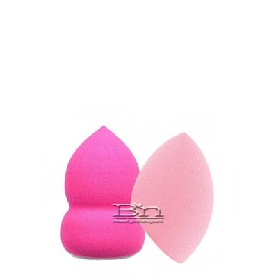 Kiss MUS10 Mila Duo Blending Sponge - 2 Value Pack