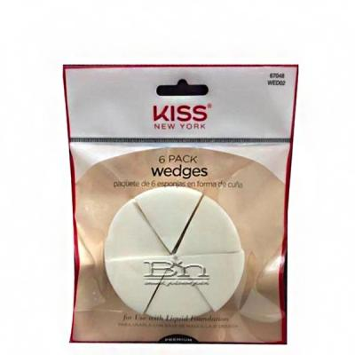 Kiss WED02 6 Pack Wedges