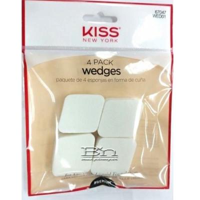 Kiss WED01 4 Pack Wedges